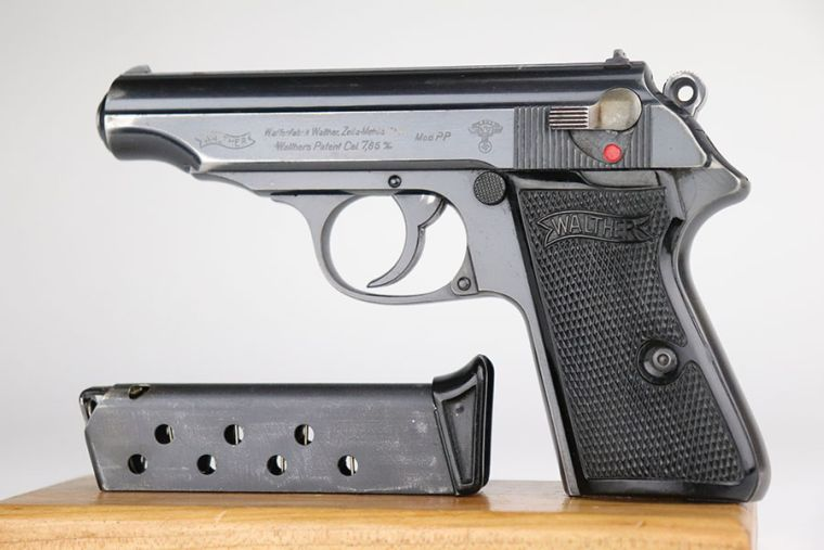Rare Walther PP - NSKK Marked