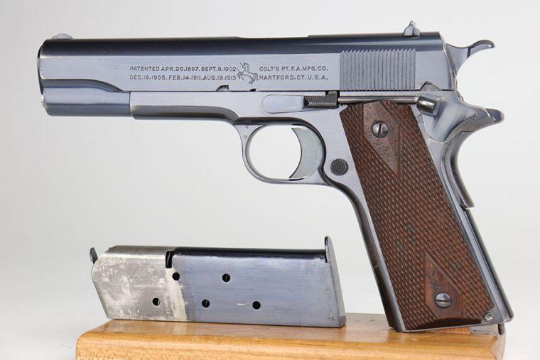 Excellent Colt Government Model 1911 - 1920 Mfg