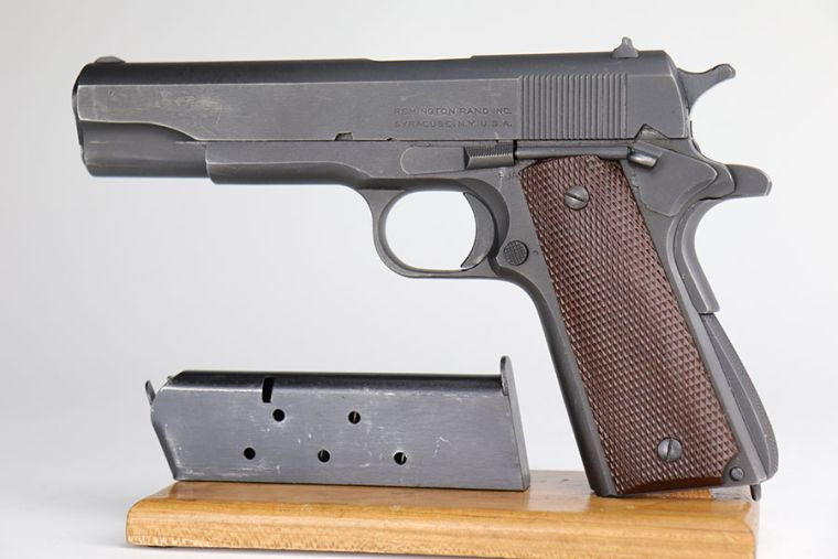 Early, Mint Remington 1911A1