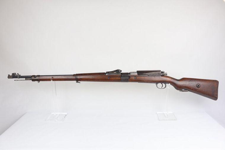 Rare, Complete DWM Gewehr 98 - 1917 Mfg