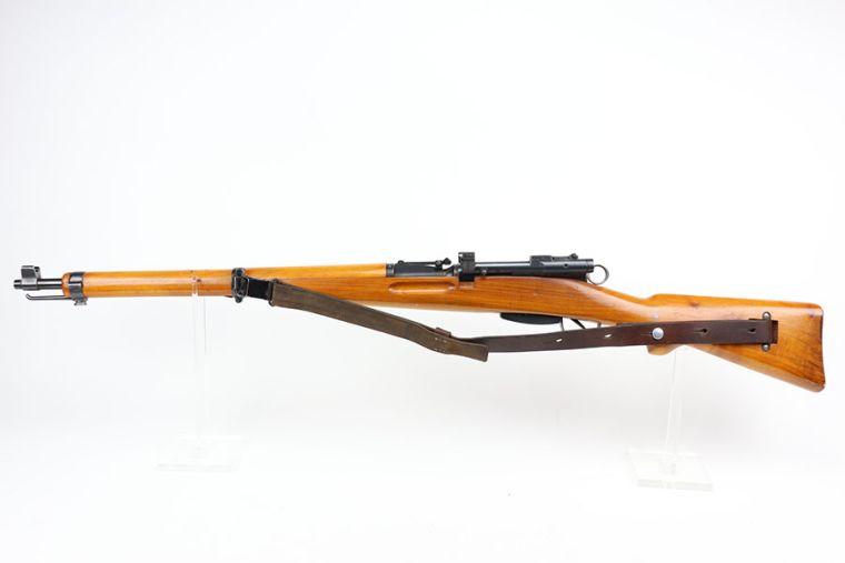 SOLD - Rare Swiss K31/42 Sniper Rifle