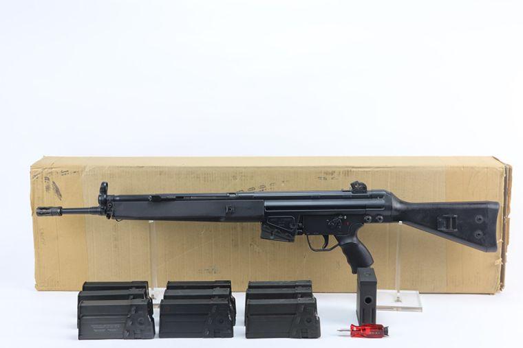 ANIB, Rare Heckler & Koch HK91