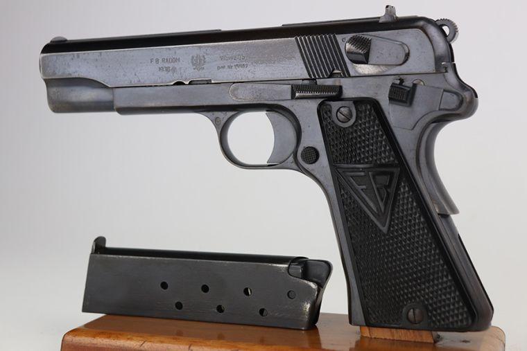 Super Rare Polish Eagle Radom VIS P35 - 1936 Mfg