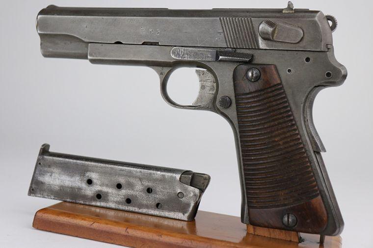 SOLD - Super Rare Nazi Radom VIS P.35 - BNZ Marked