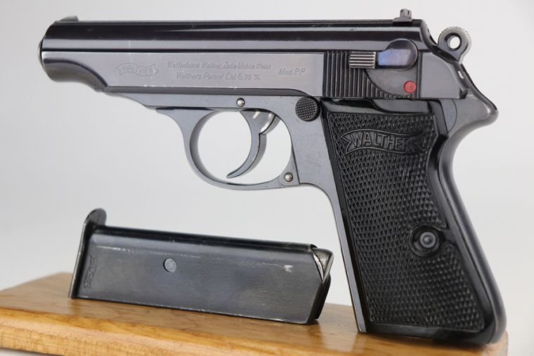 Incredibly Rare Walther PP - 6.35mm