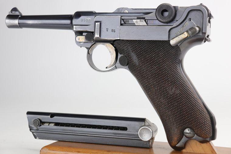 Rare Simson Luger