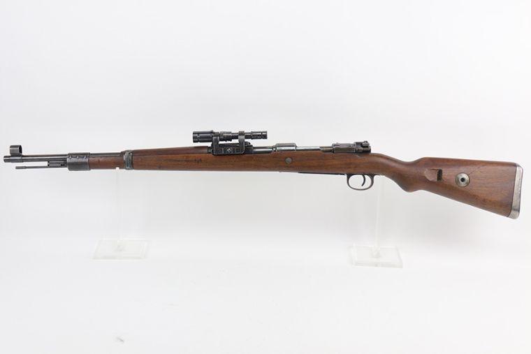 ON HOLD - Rare Nazi Mauser K98 Sniper Rifle - ZF41