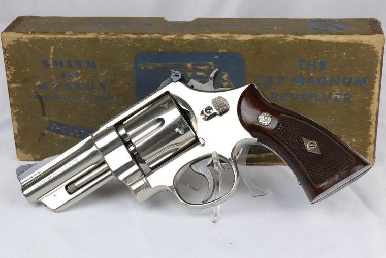 Beautiful, Early Smith & Wesson Pre-27