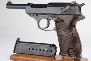 Late Nazi Walther P.38 - FNH Barrel