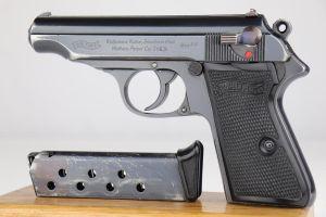 Rare SA Walther PP – Gruppe Westfalen