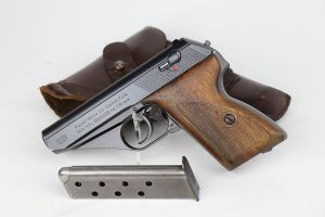 SOLD - Scarce, Excellent Navy Mauser HSc Rig