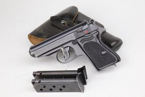Scarce Army Walther PPK Rig