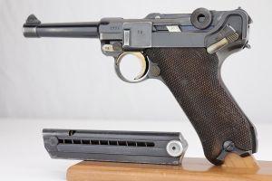Super Rare Navy Mauser Luger - G Date