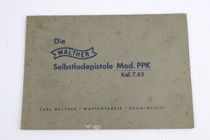 Walther PPK Trans-Art Pamphlet