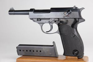 Rare Zero Series Walther P.38 - Second Variation