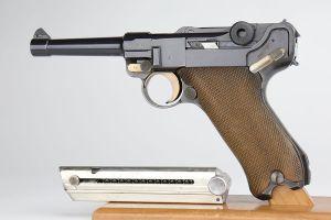 Beautiful G Date Mauser Luger