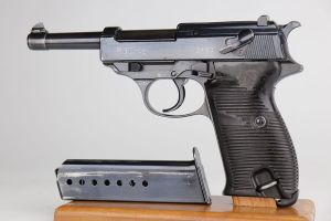 Rare Walther P.38 - No Date