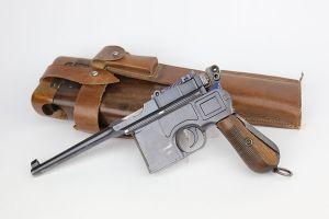 Wartime Mauser C96 Rig