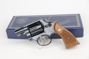 Boxed Smith & Wesson Model 10-5 - New York Civil Service