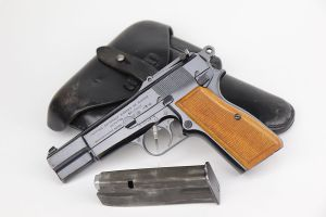 Early FN Browning High Power - Belgian Military
