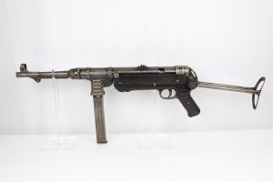 Rare Nazi Erma MP 40 Submachine Gun