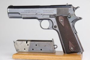 Rare, Early Colt M1911 - First Year Production