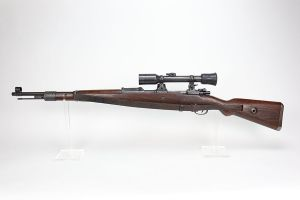 ON HOLD - Rare Nazi Mauser K98 Sniper Rifle - High Turret