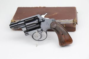 Minty Colt Detective Special - 1949 Mfg