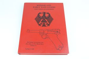 Weimar And Early Nazi Lugers - Signed