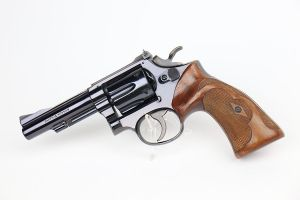 Smith & Wesson Model 18 - .22 Combat Masterpiece