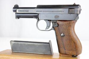 Rare Kriegsmarine Mauser M1934 - Matching Magazine