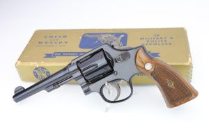 Boxed Smith & Wesson M&P - K Frame