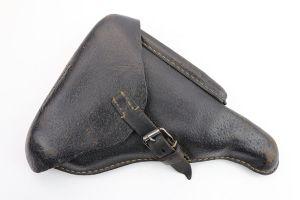 Pigskin Leather Luger Holster - 1942
