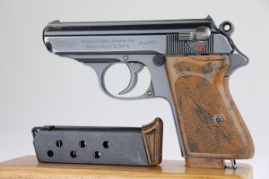 Rare Walther PPK - RFV Marked