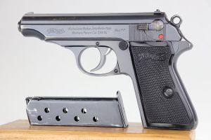 Rare, Early Police Walther PP - PDS Marked