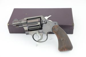Mint, Boxed Colt Detective Special - 1948 Mfg