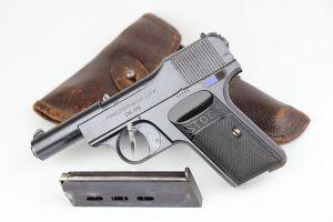 Minty Franz Stock Commercial Pistol Rig
