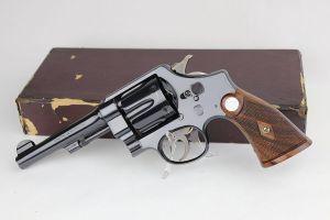 ANIB Prewar Smith & Wesson .44 Hand Ejector Second Model