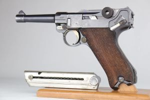 Rare K Date Mauser Luger