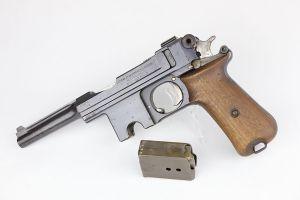 Rare Nazi Bergmann 1910/21