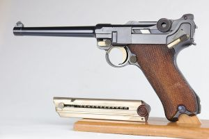 ON HOLD - Scarce, Minty Commercial Navy DWM Luger