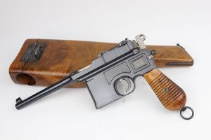 ON HOLD - Gorgeous Commercial Mauser C96 & Stock