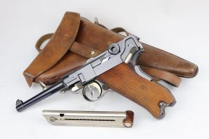 Beautiful 1900 Swiss DWM Luger