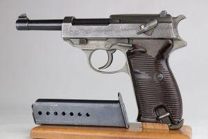 Dual-Tone Mauser P.38