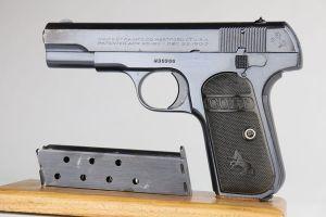 Colt Model 1903 - 1929 Mfg