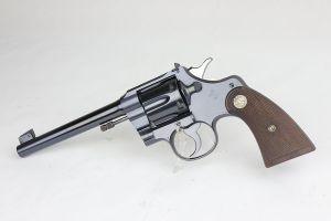 ON HOLD - Colt Officers Model Target Revolver