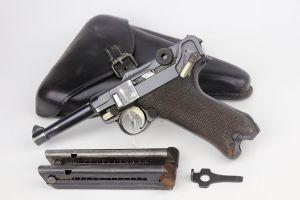 Rare Simson Luger Rig