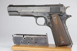 Scarce Kongsberg Model 1914 - 1941 Mfg