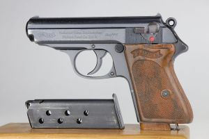 SS Contract Walther PPK - 1940 Mfg