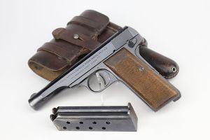 Nazi FN Browning Model 1922 Rig